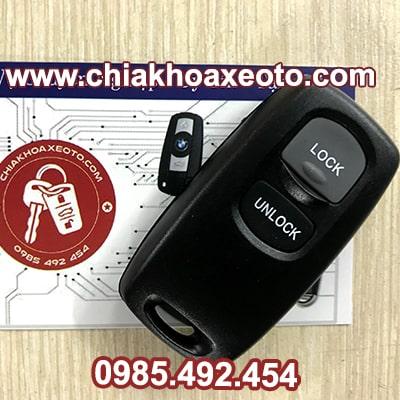 chia khoa remote ford everest laser-chiakhoaxeoto