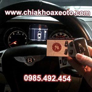 chia khoa thong minh smartkey bentley-chiakhoaxeoto.com