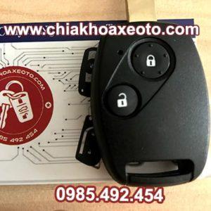 chia khoa remote honda CR-V chinh hang-chiakhoaxeoto