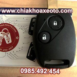 chia khoa remote honda civic 2006-2011 gen 8-chiakhoaxeoto