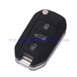 chìa khóa remote điều khiển peugeot 3008 FL