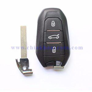 chìa khóa thông minh smartkey peugeot 5008 làm hcm