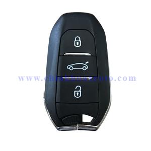 chìa khóa thông minh smartkey peugeot 508