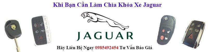 làm chìa khóa xe jaguar