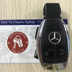 chia khoa remote mercedes s class s350 3 nut-chiakhoaxeoto