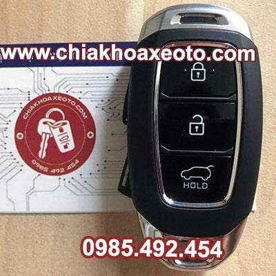 chia khoa thong minh smartkey huyndai kona-chiakhoaxeoto.com
