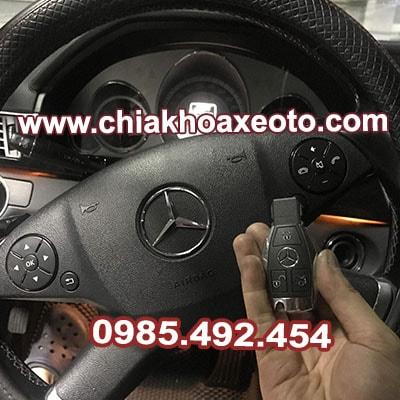 chia khoa remote mercedes e class e250 2011-chiakhoaxeoto
