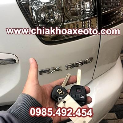 chia khoa remote lexus rx350-chiakhoaxeoto.com