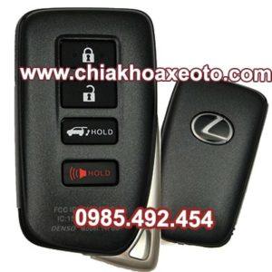 chia khoa thong minh lexus rx350 2016-2019-chiakhoaxeoto.com