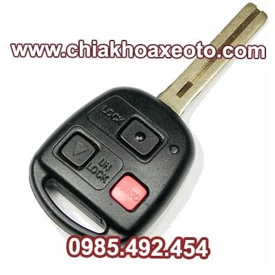 chia khoa remote lexus lx470-chiakhoaxeoto.com