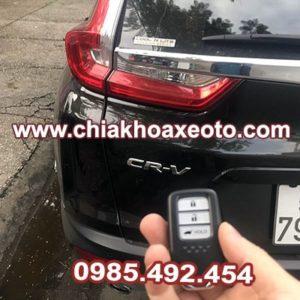 chia khoa thong minh honda crv 2019-chiakhoaxeoto