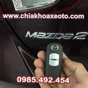 chia khoa thong minh mazda 2 hatchback-chiakhoaxeoto.com