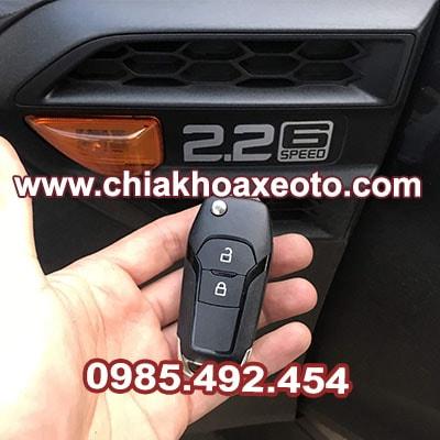 chia khoa remote ford ranger xls xlt 2019-chiakhoaxeoto