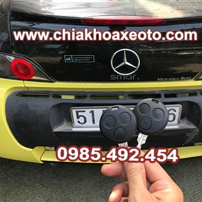 chia khoa remote smart roadster-chiakhoaxeoto