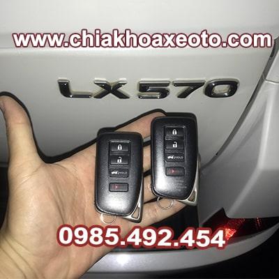 chia khoa thong minh lexus lx570 2016-chiakhoaxeotohiki