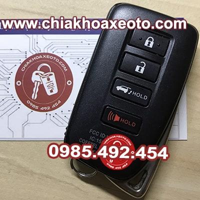 chia khoa thong minh lexus lx570 2018-chiakhoaxeotohiki