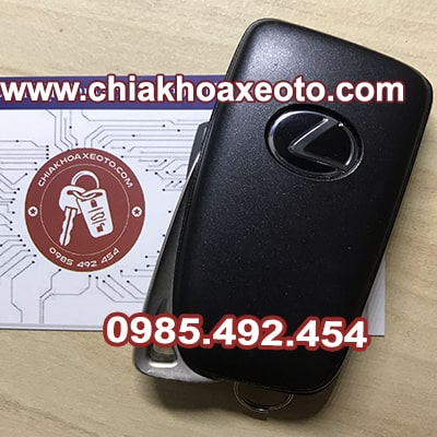 chia khoa thong minh lexus lx570 2019-chiakhoaxeotohiki